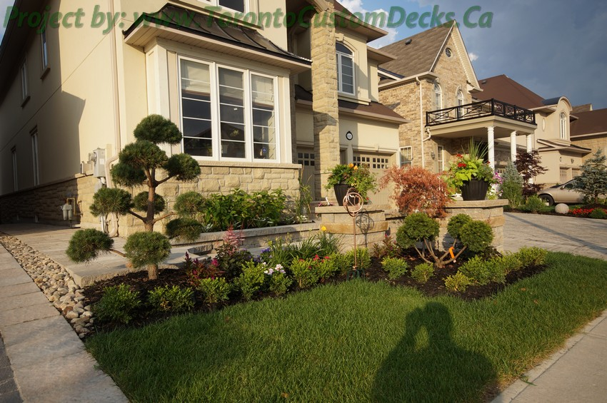 Toronto landscaping company