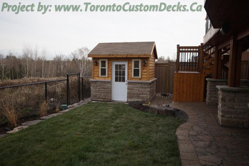 call a Toronto landscaping company