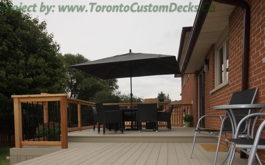 Toronto's best deck builders