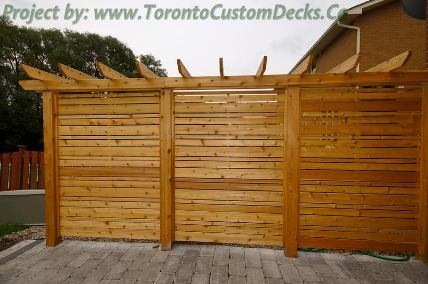 custom decks Toronto