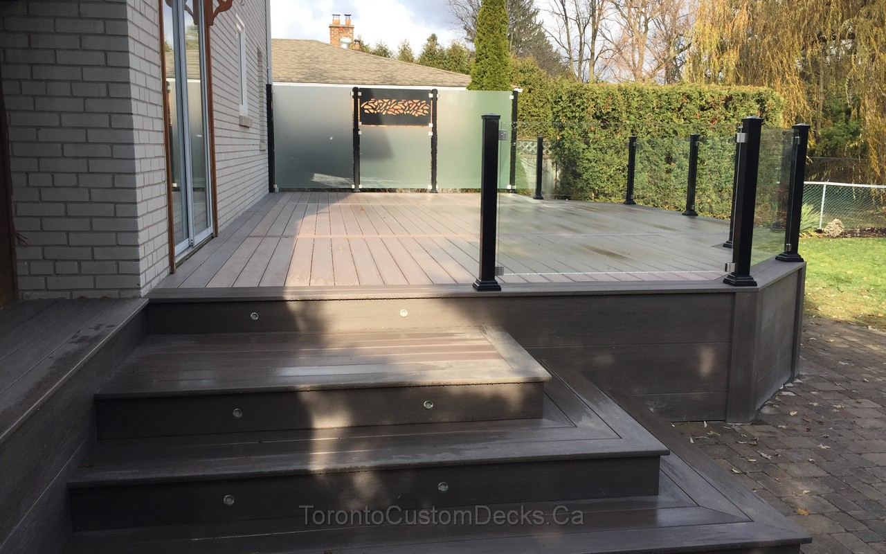 Railings Archives Toronto Custom Deck Design Pergolas