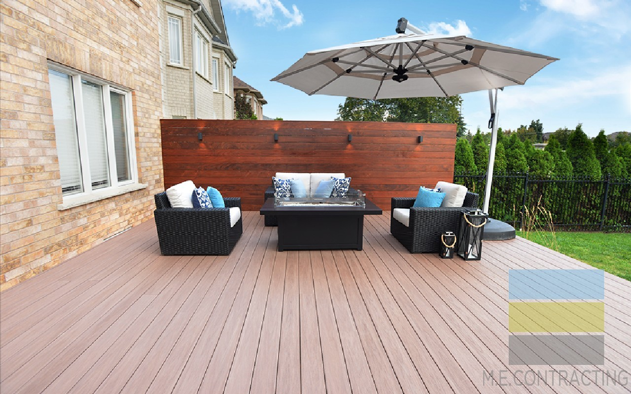 Toronto Deck design and maintenance